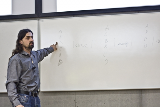 První přednáška