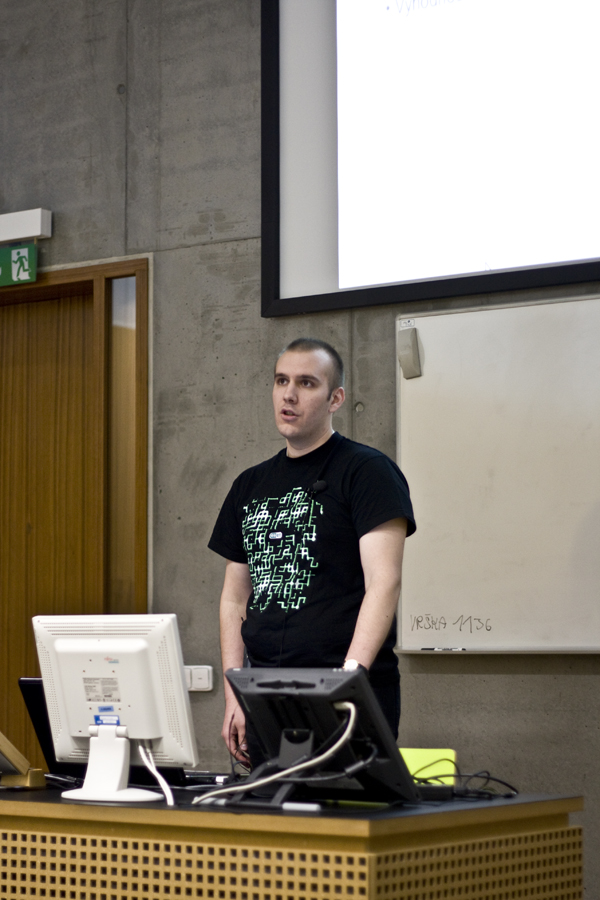 Třetí přednáška