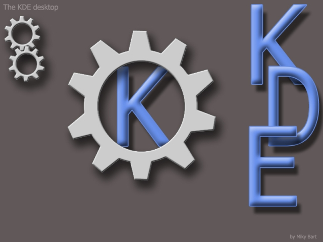 KDE wallpaper 100